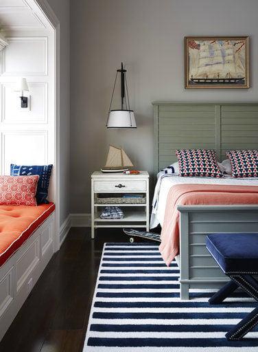 ASK A DESIGNER: Time to reboot kids' bedrooms