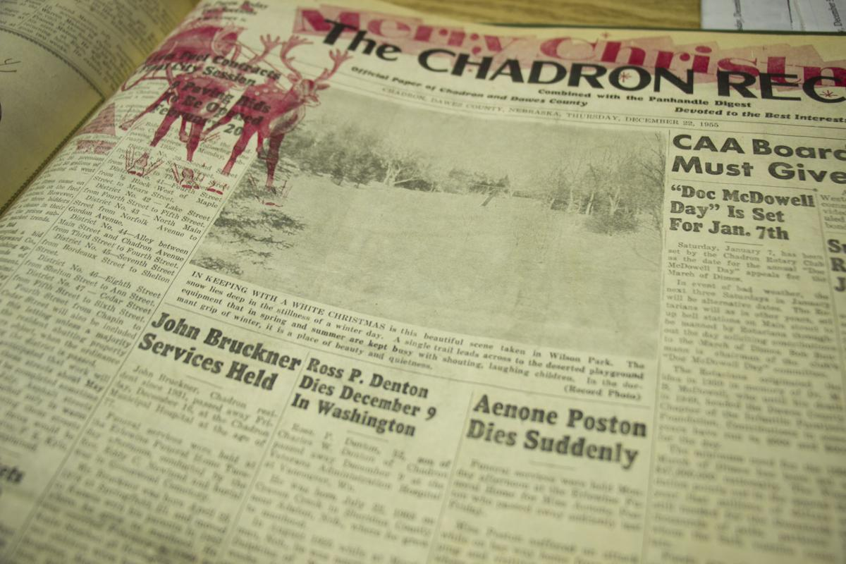 From the Archives, December 22, 1955 | Chadron | rapidcityjournal.com