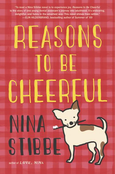 Book Review - Reasons To Be Cheerful