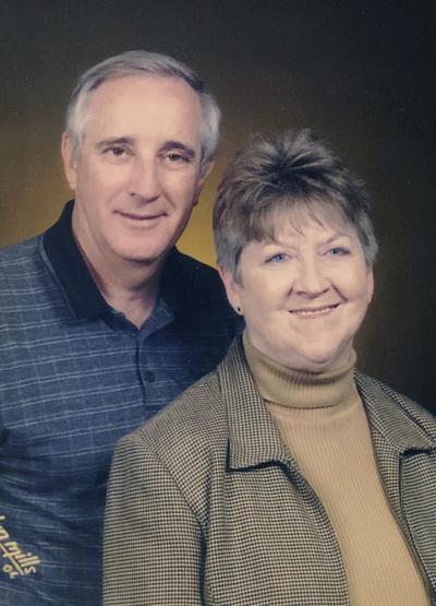 Richard and Addie Roush