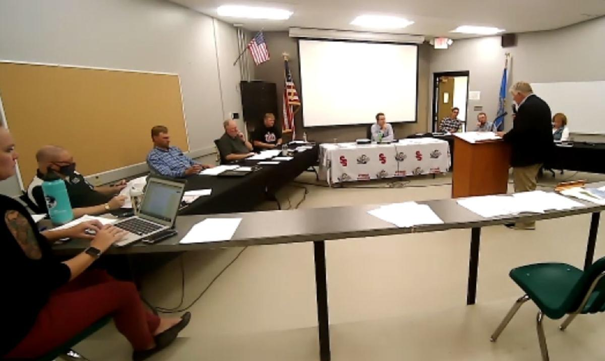 Meade 46-1 School Board Meeting
