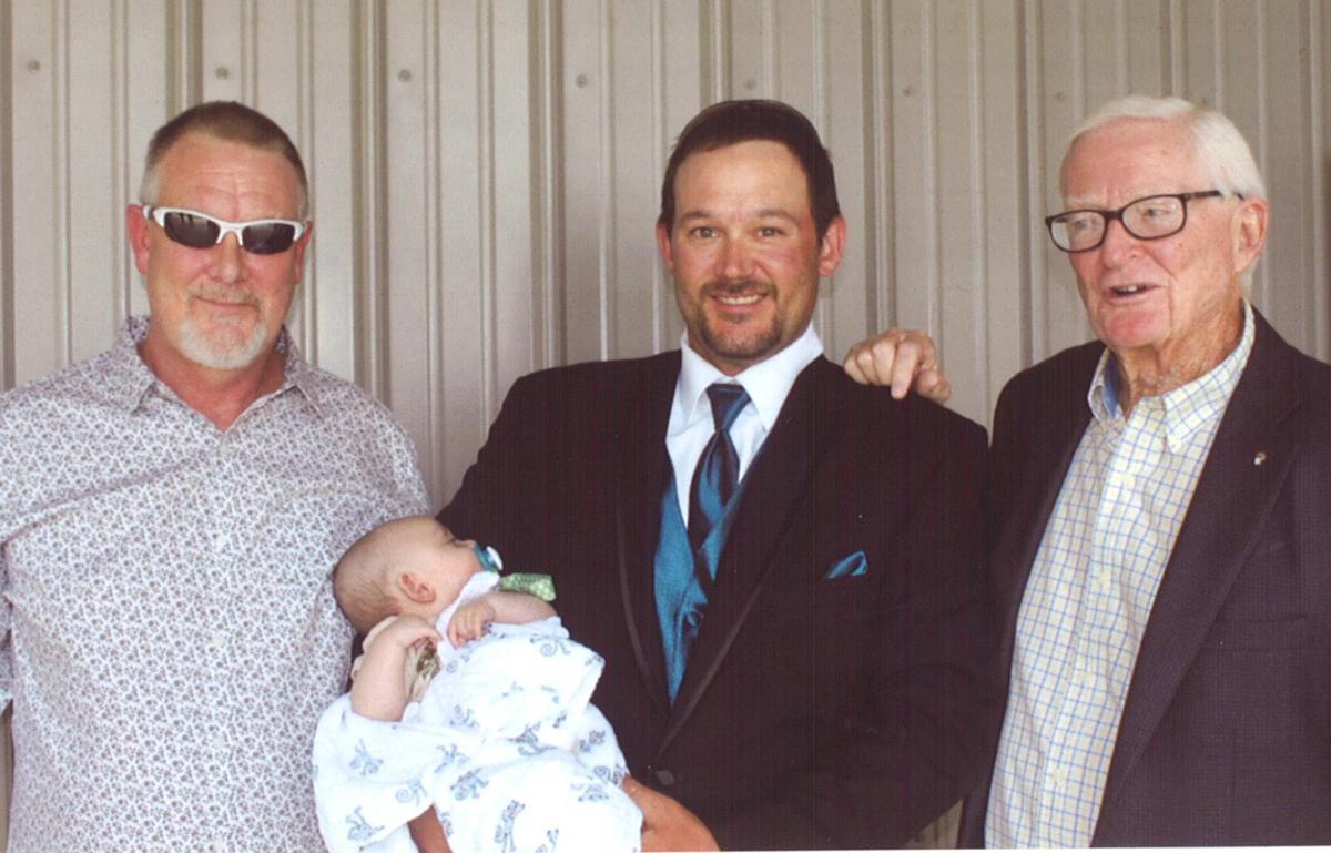 Burr four generations