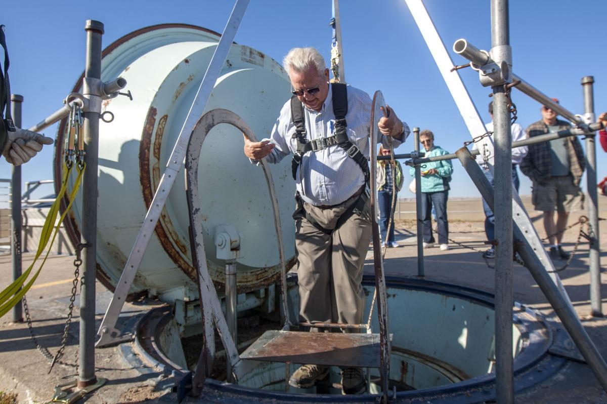 South Dakota's secret nuclear missile accident revealed