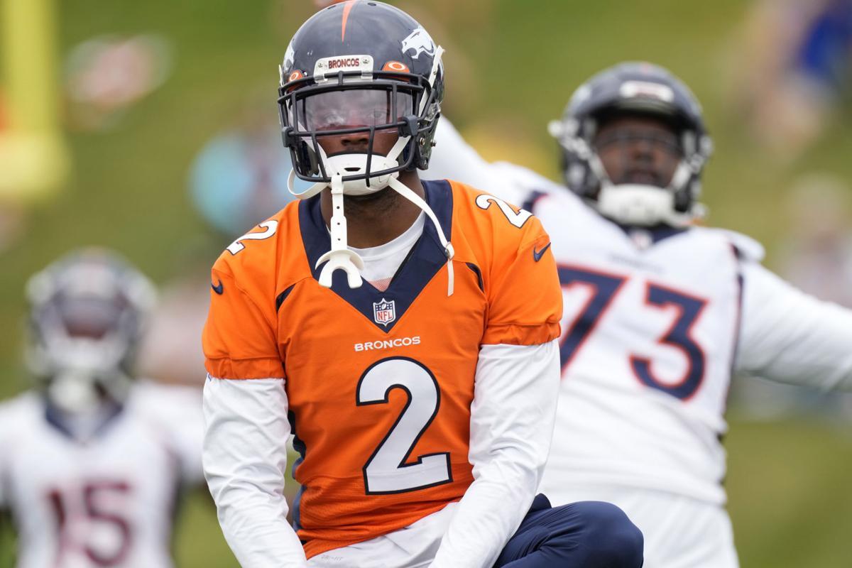 Denver Depth Broncos Football