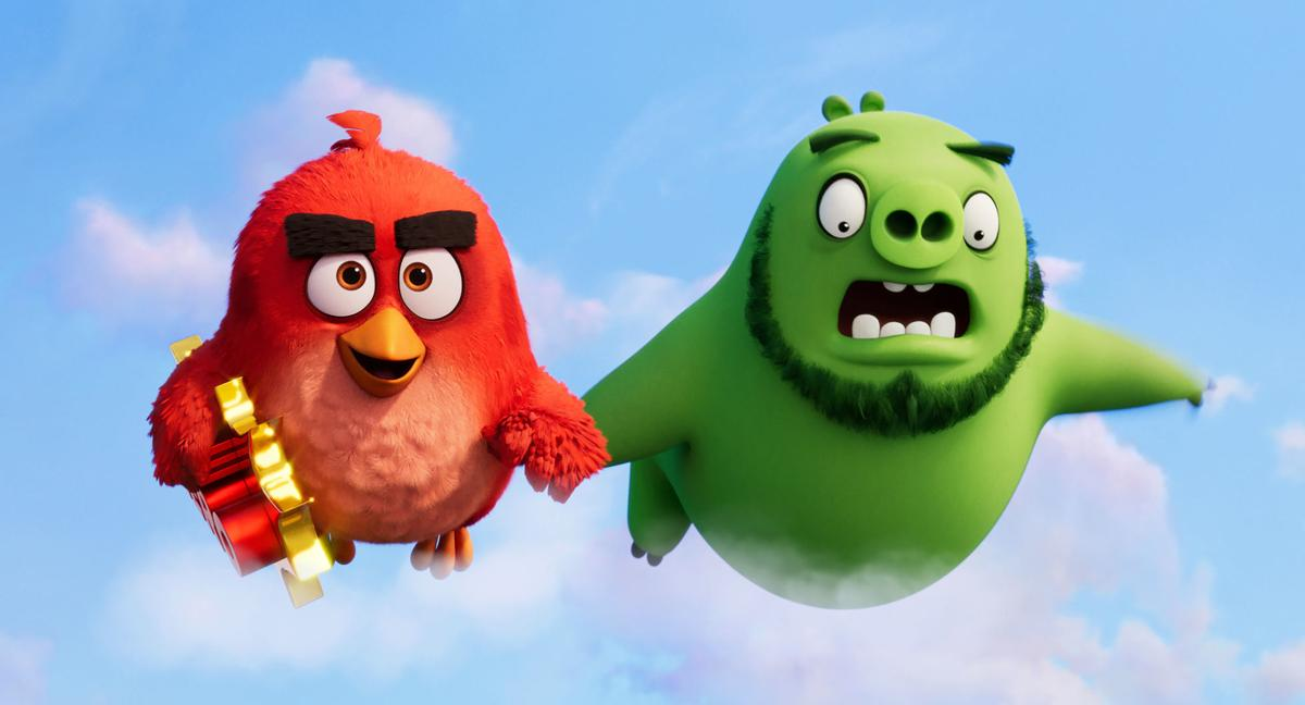 Review Angry Birds Can T Fly But This Sequel Stays Aloft