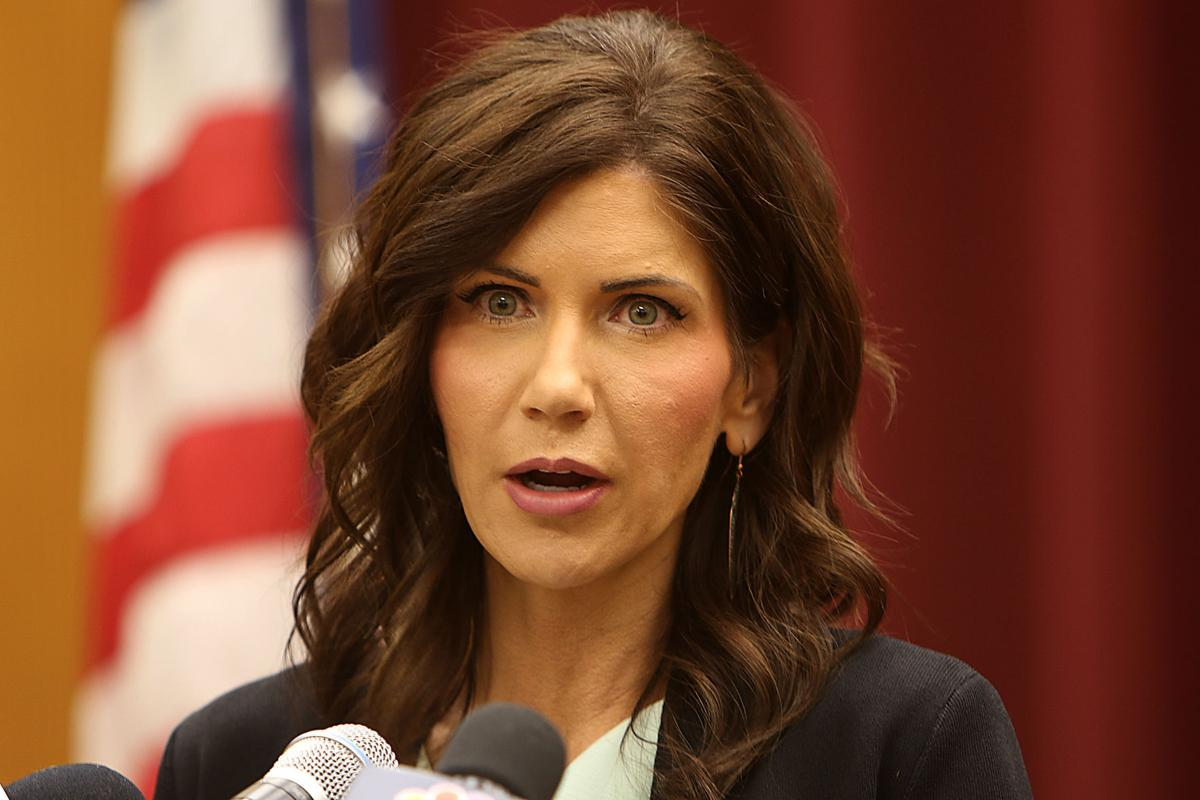 Gov. Noem Press Conference
