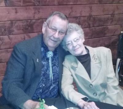 Roger and Sheryl Hendricks