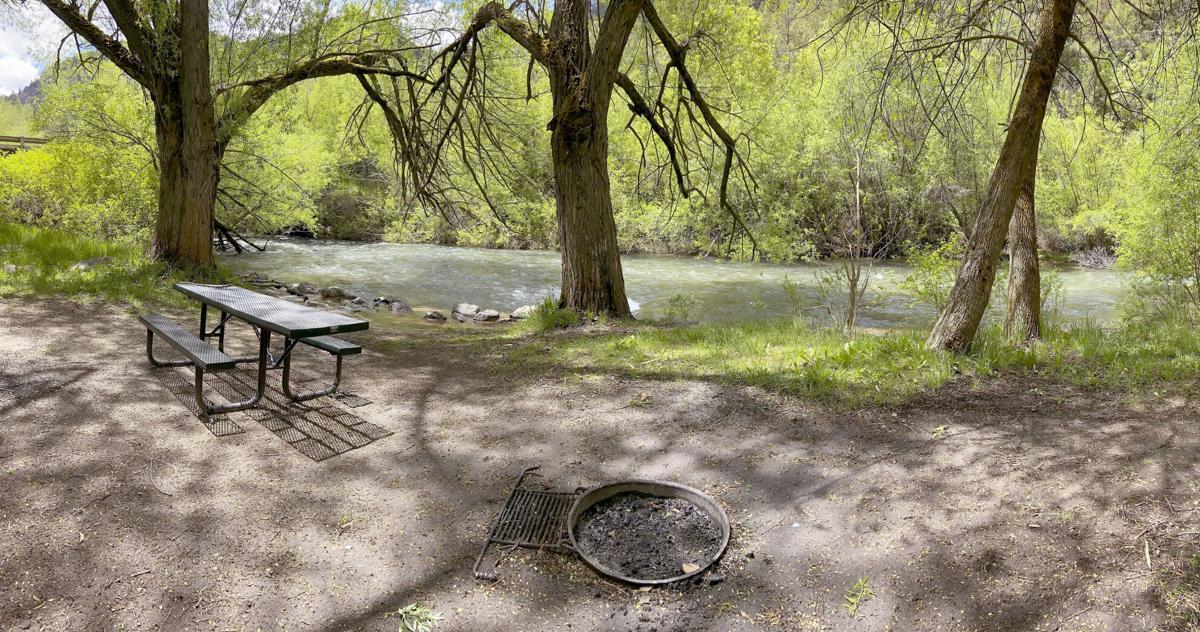 Camping Behavior