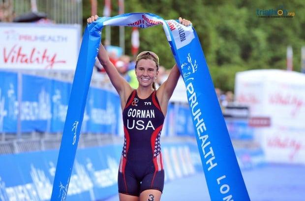 Rapid City S Tamara Gorman Wins Triathlon World Championship
