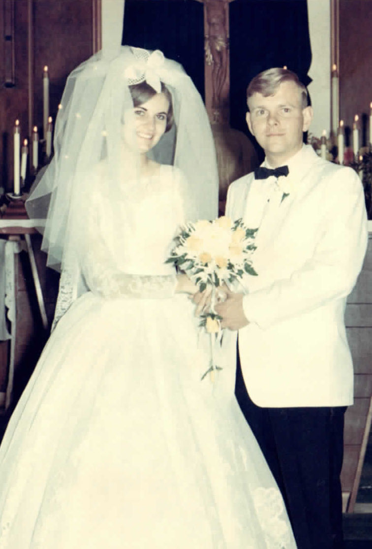 Fay and Bruce Peterson