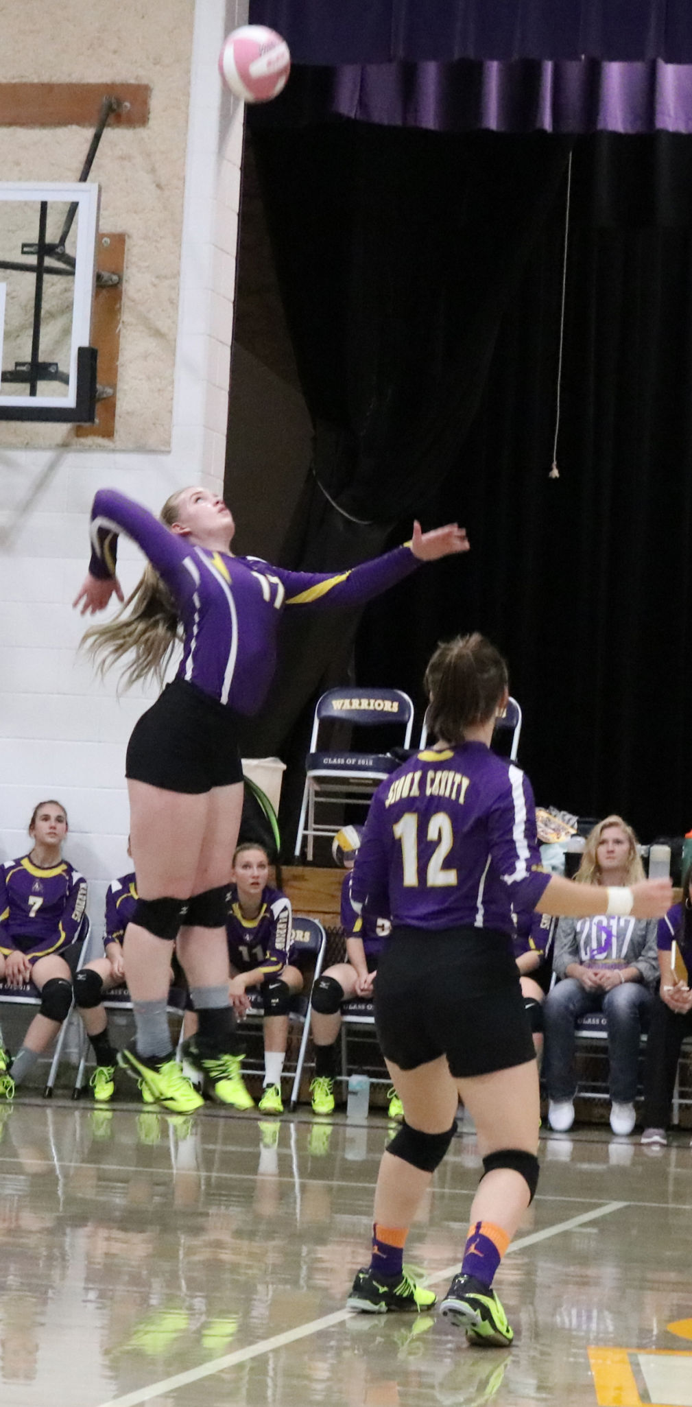 Sioux County Volleyball