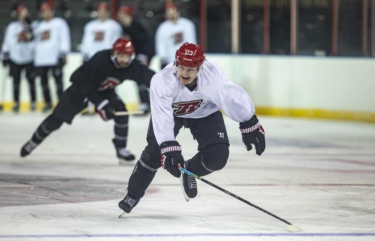 Rush Hockey 02