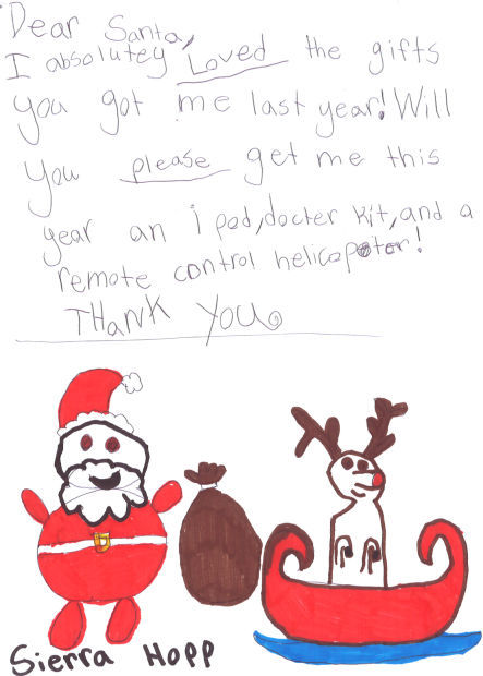 Letters to Santa | Local |
