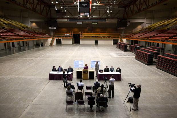 Rushmore Plaza Civic Center expansion | Photos ...