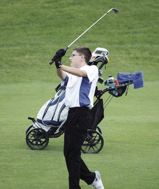 golf Jacob