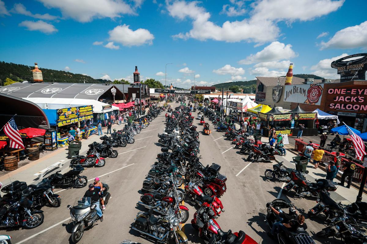 VFW to Sponsor 78th Annual Sturgis Motorcycle Rally - VFW