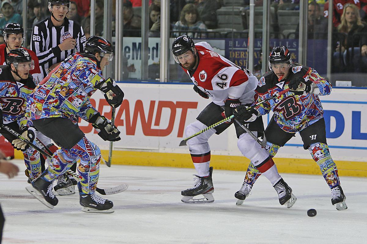 Rush Cincinnati ECHL 20200111