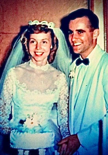 Jacqueline and Bruce Allen