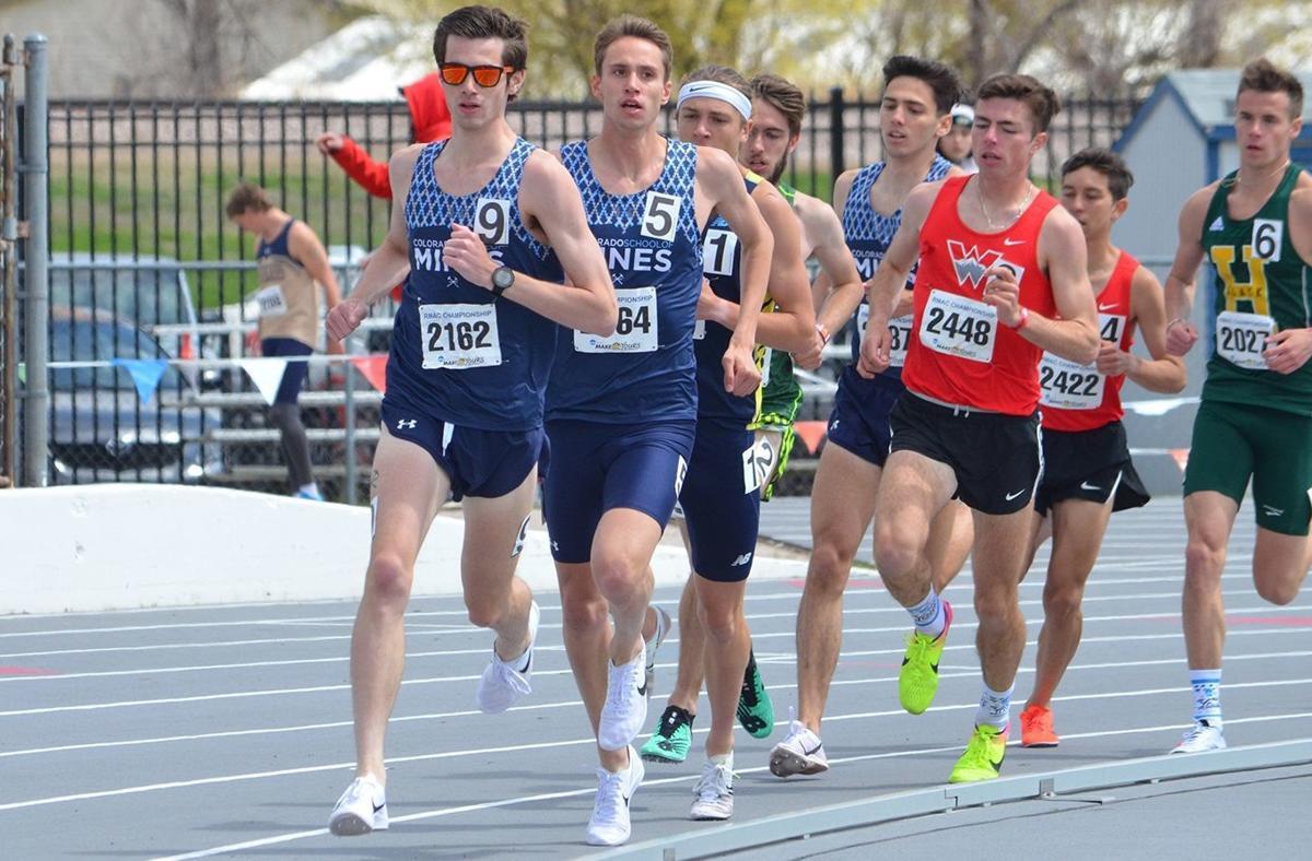 STM Grad Luke Julian Running For A National Title At