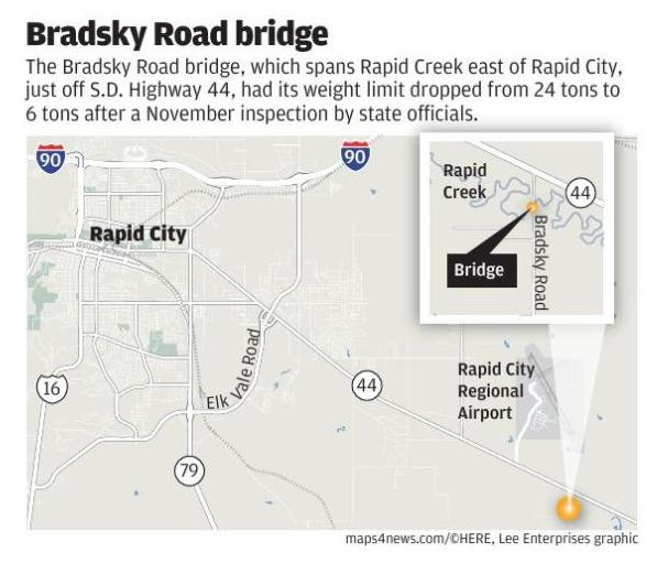 Bradsky Road bridge