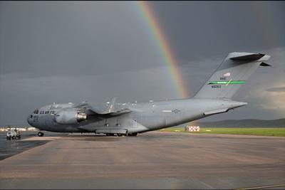 C-17 at Ellsworth