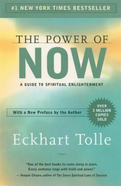 Book Review Power Of Now Teaches Living In The Present