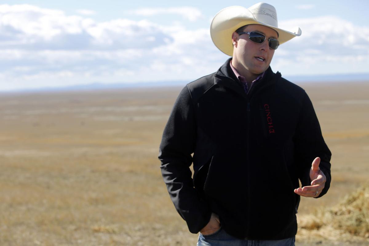 Feds' wild horses now roaming Powerball winner's land