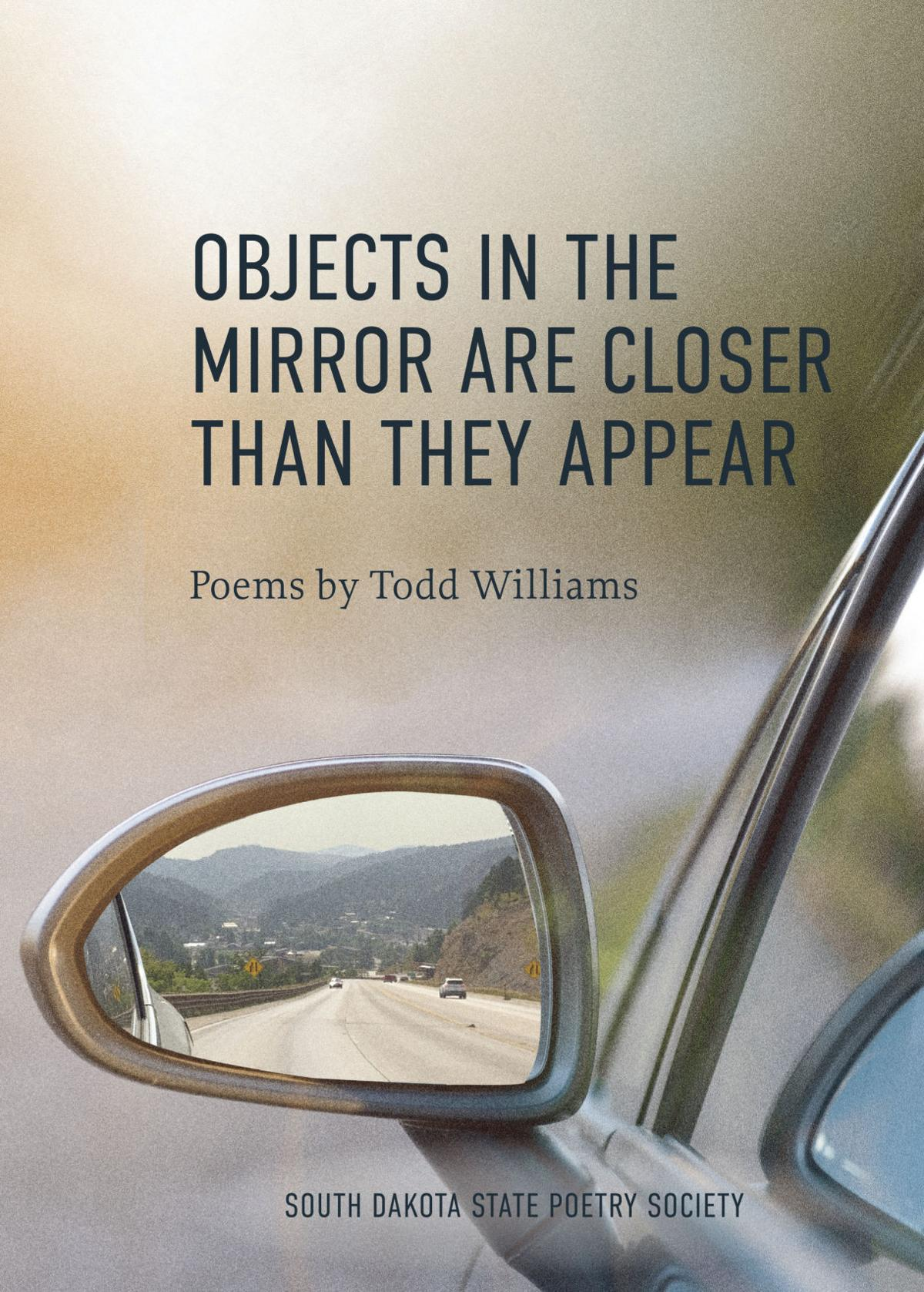 Todd Williams poetry book cover