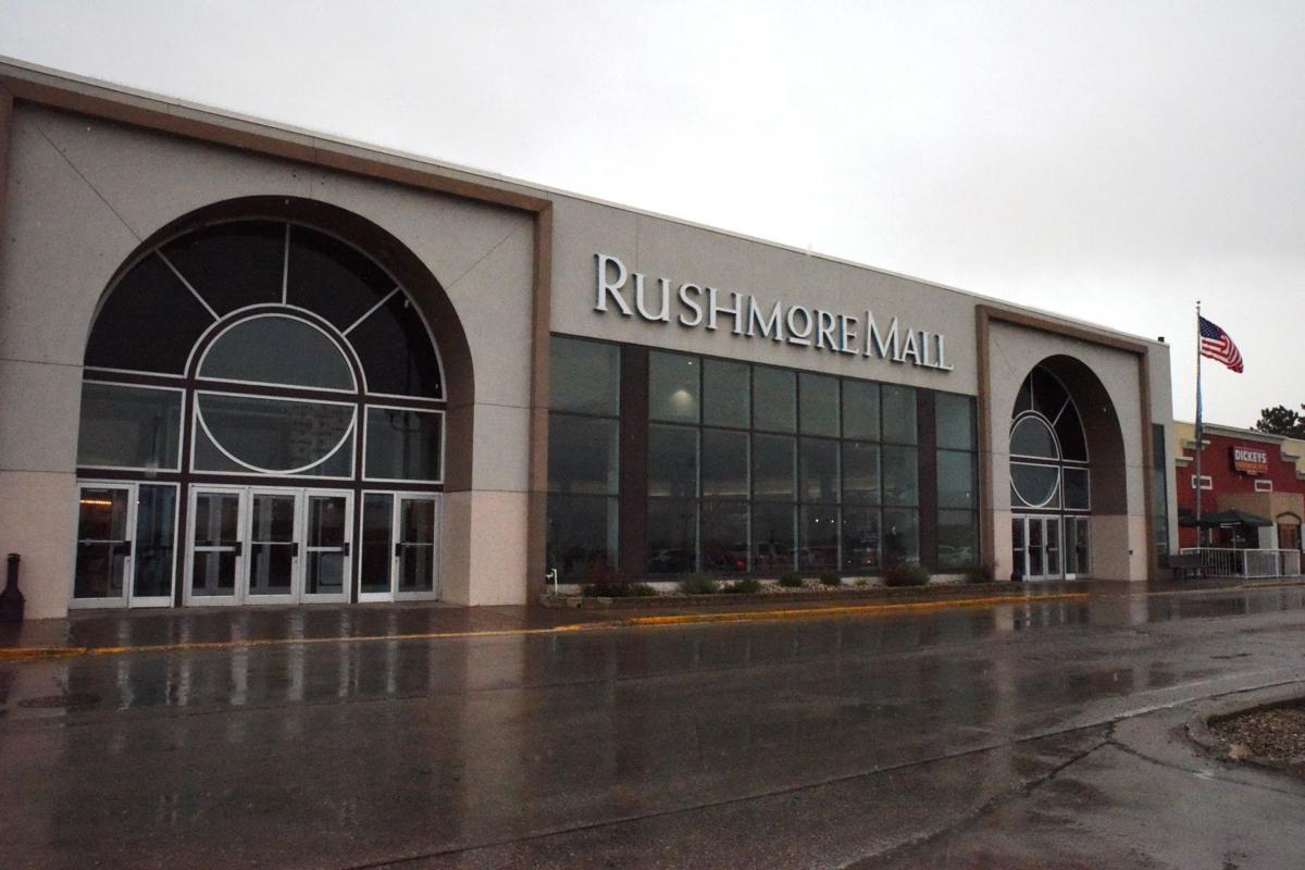 Rushmore Mall Exterior