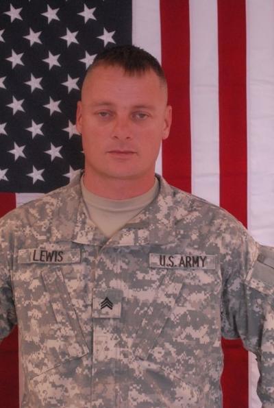 Sgt. Lex Lewis