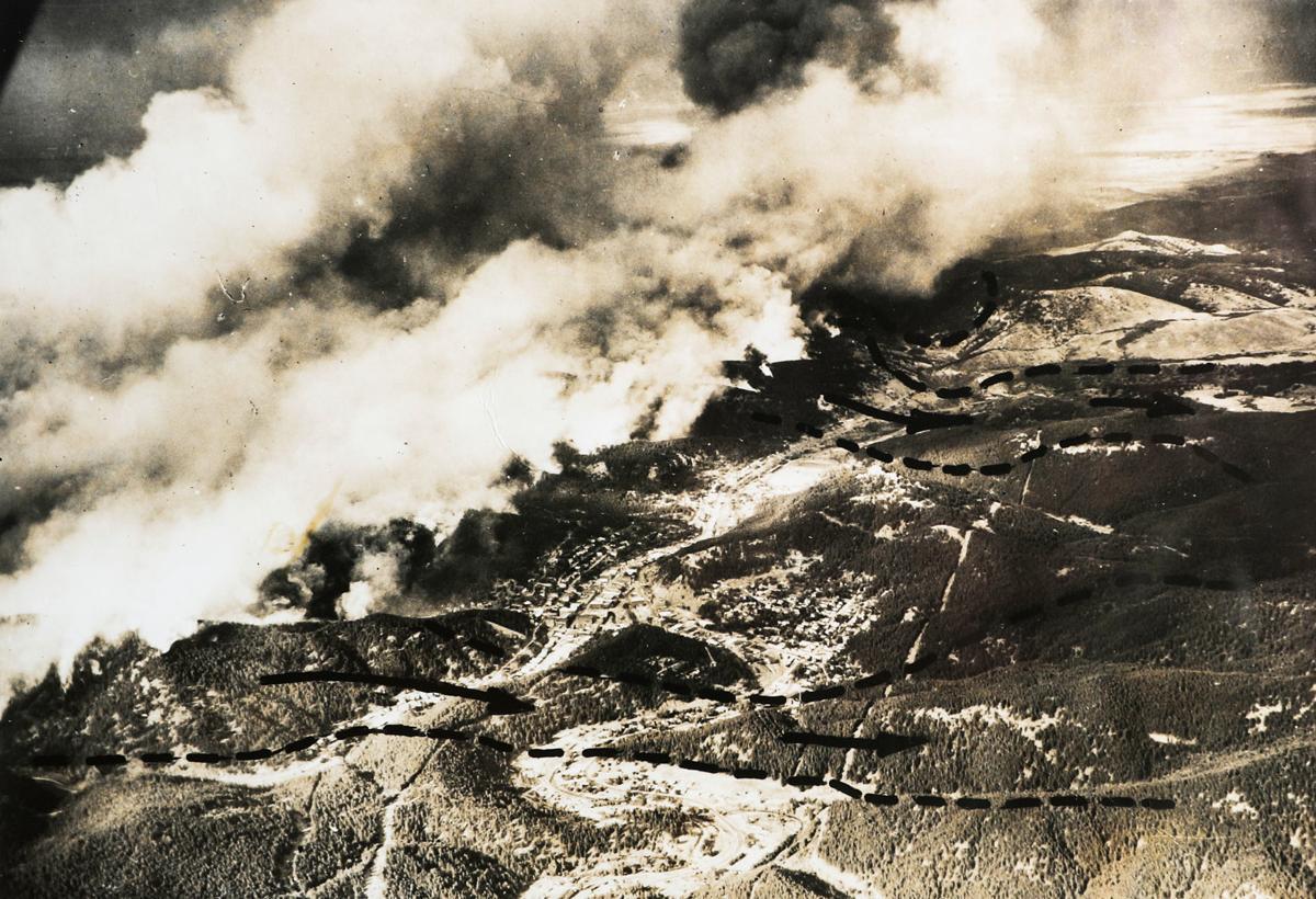 1959 Deadwood Fire