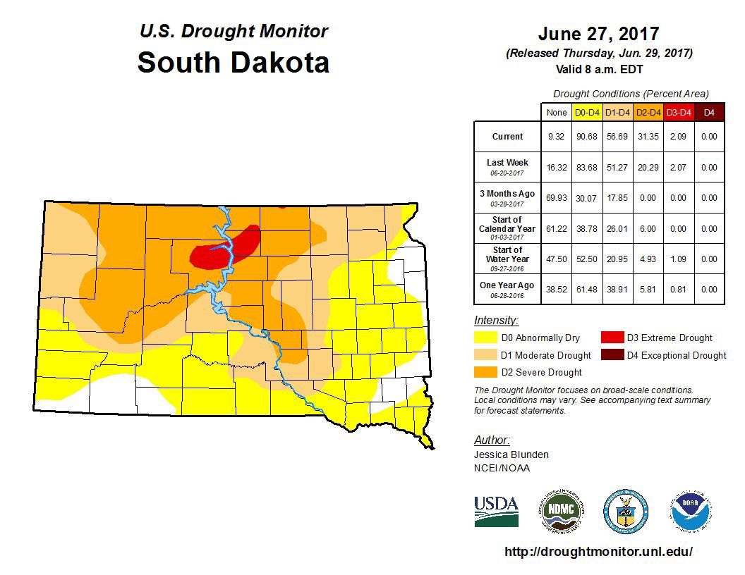 South Dakota Department Of Agriculture Rapid City Sd