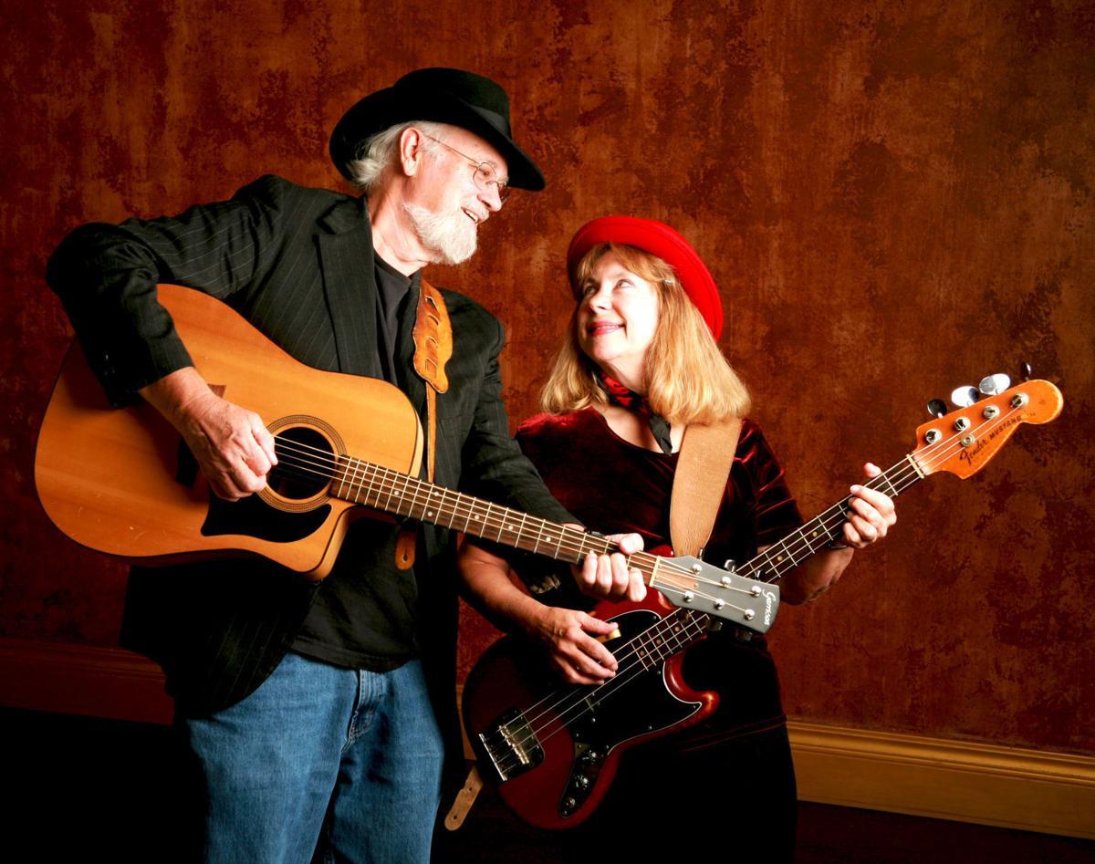 Steve Nebel and Kristi Nebel