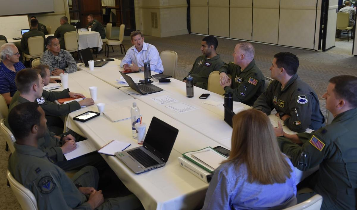 Two-week summit takes aim at aircrew retention