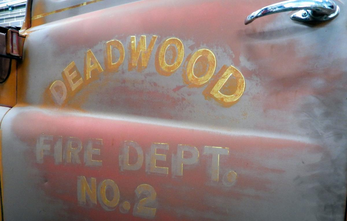 1959 Deadwood Fire
