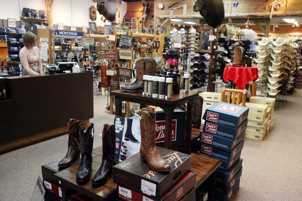 Boot Barn Buys Iconic Rcc Western Stores
