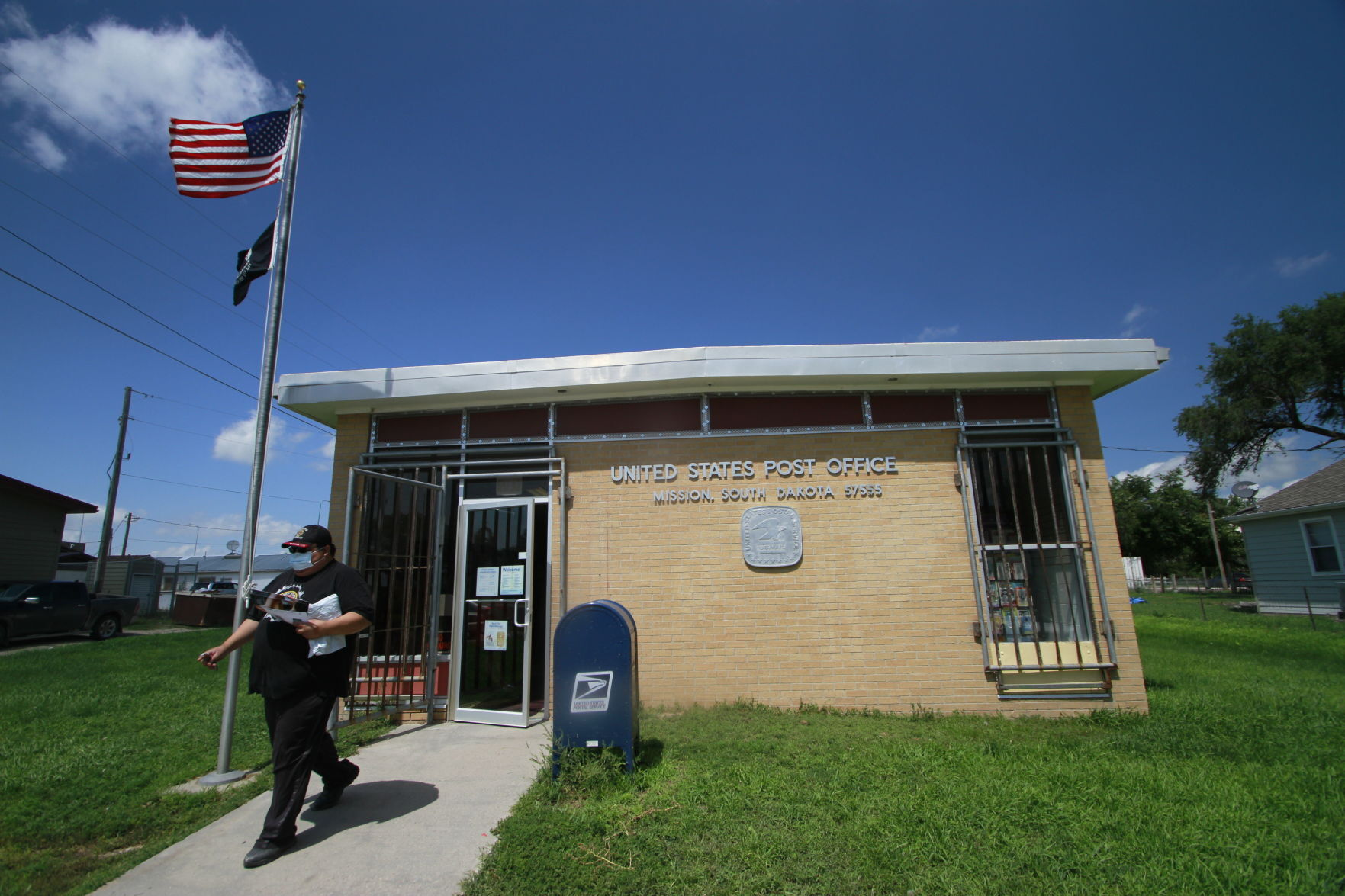 Tribal members join voter lawsuit against South Dakota