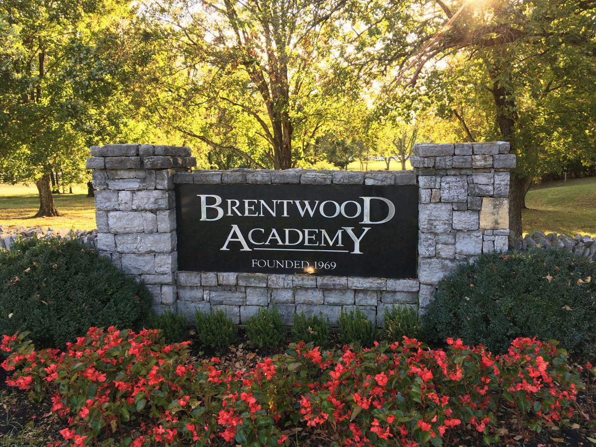 Brentwood Academy in Brentwood, Tenn., where Los Angeles Rams cornerback Jalen Ramsey was a star in high school, on October 22, 2019.