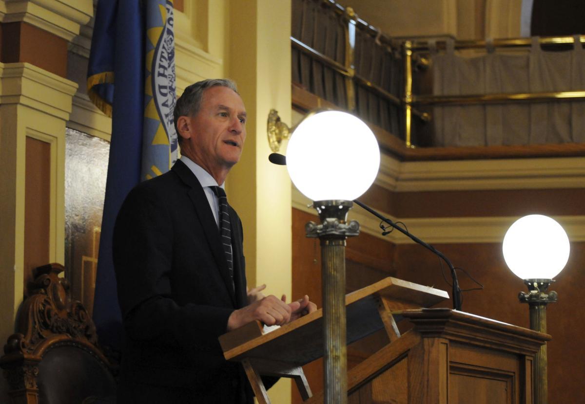 Special Session South Dakota
