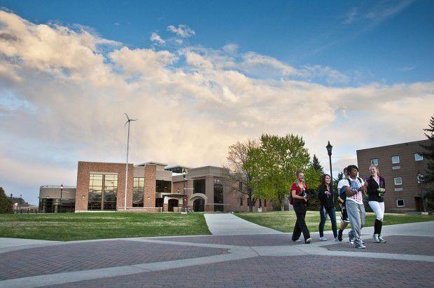 BHSU campus