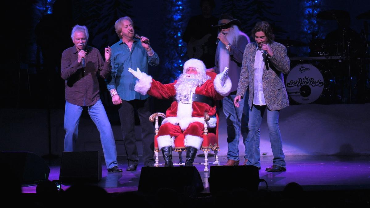 Oak Ridge Boys bringing Christmas spirit to Deadwood | Black Hills ...