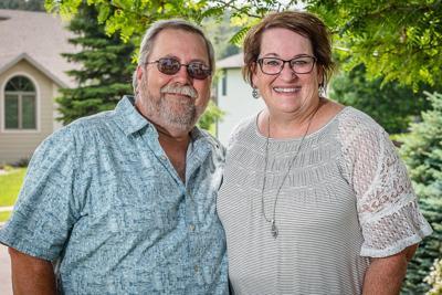 Jeffrey and Nancy Johnson