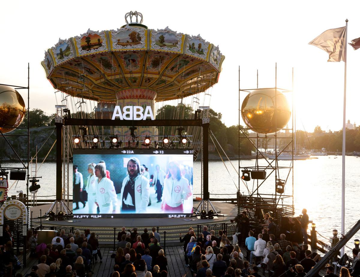 Music ABBA