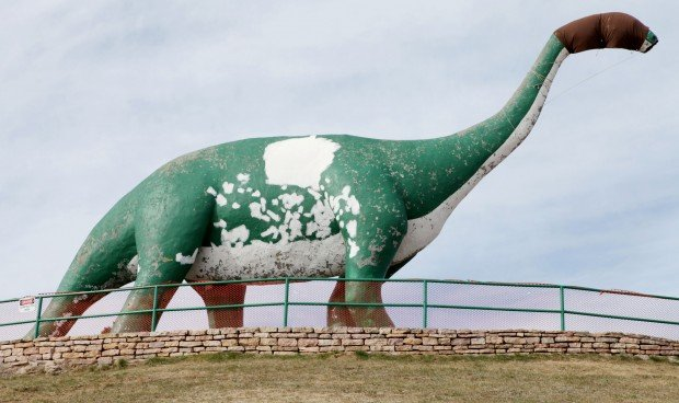 Is Dinosaur Park Apatosaurs An Endangered Species
