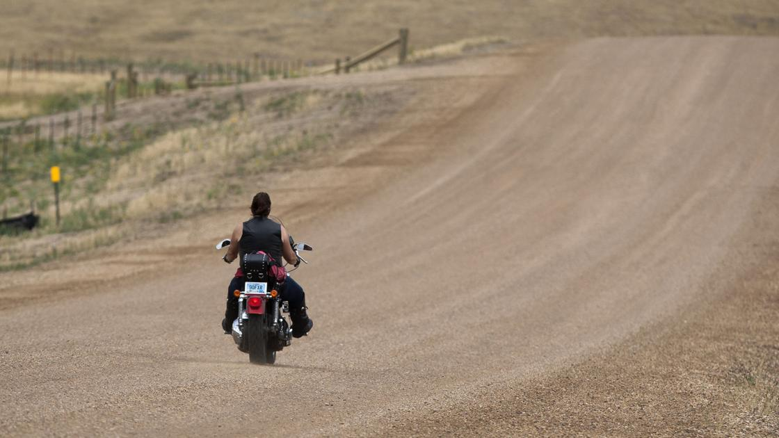 New unpaved road to Sturgis, Fort Meade Way, gets mixed.