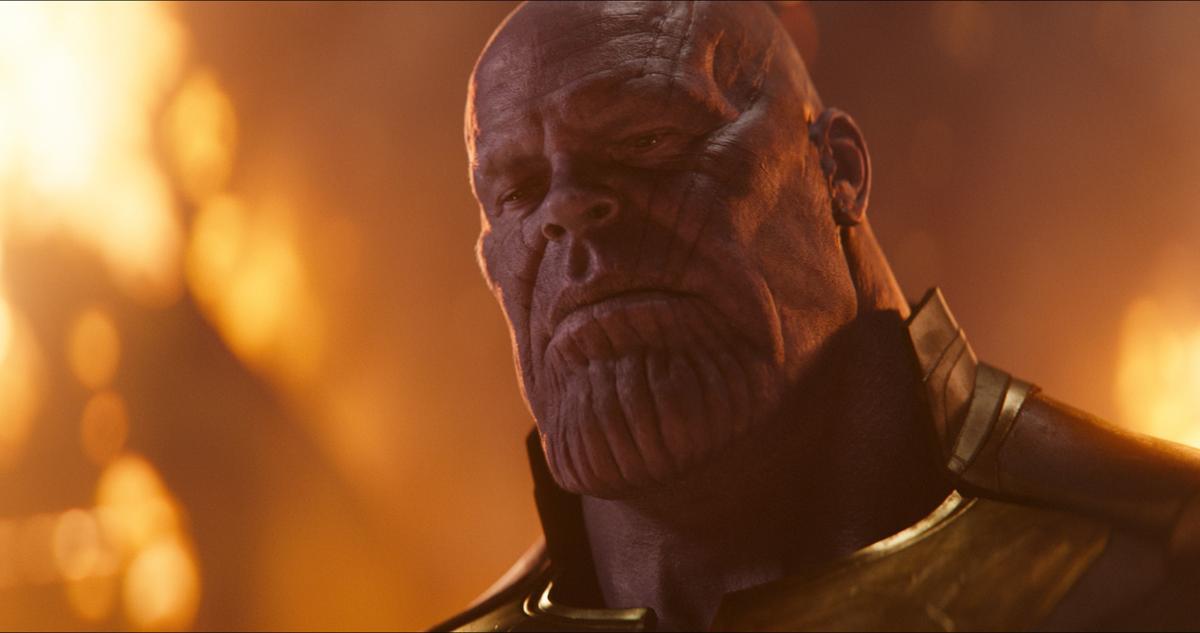 Film Review Avengers Infinity War