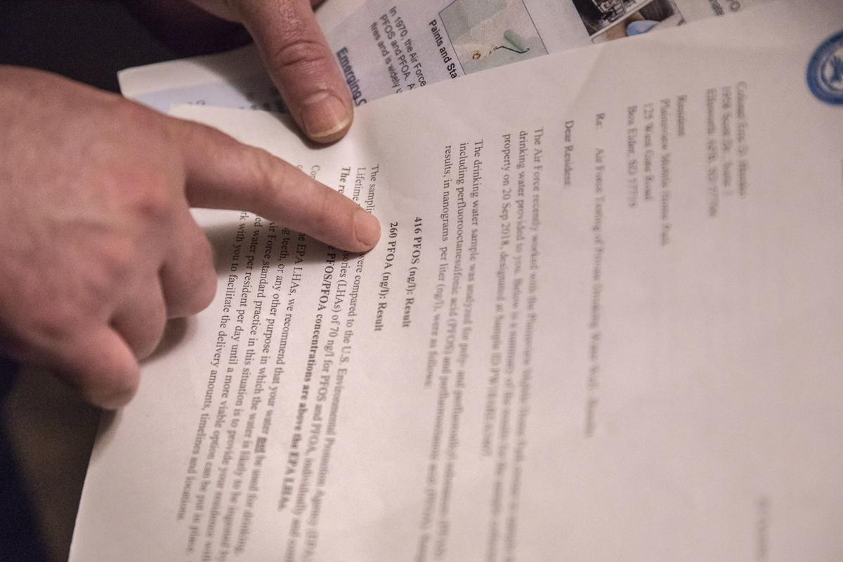 Contaminated water leaves Ellsworth's neighbors feeling trapped