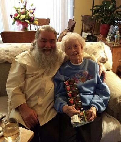 Myra Scheibel, 102nd