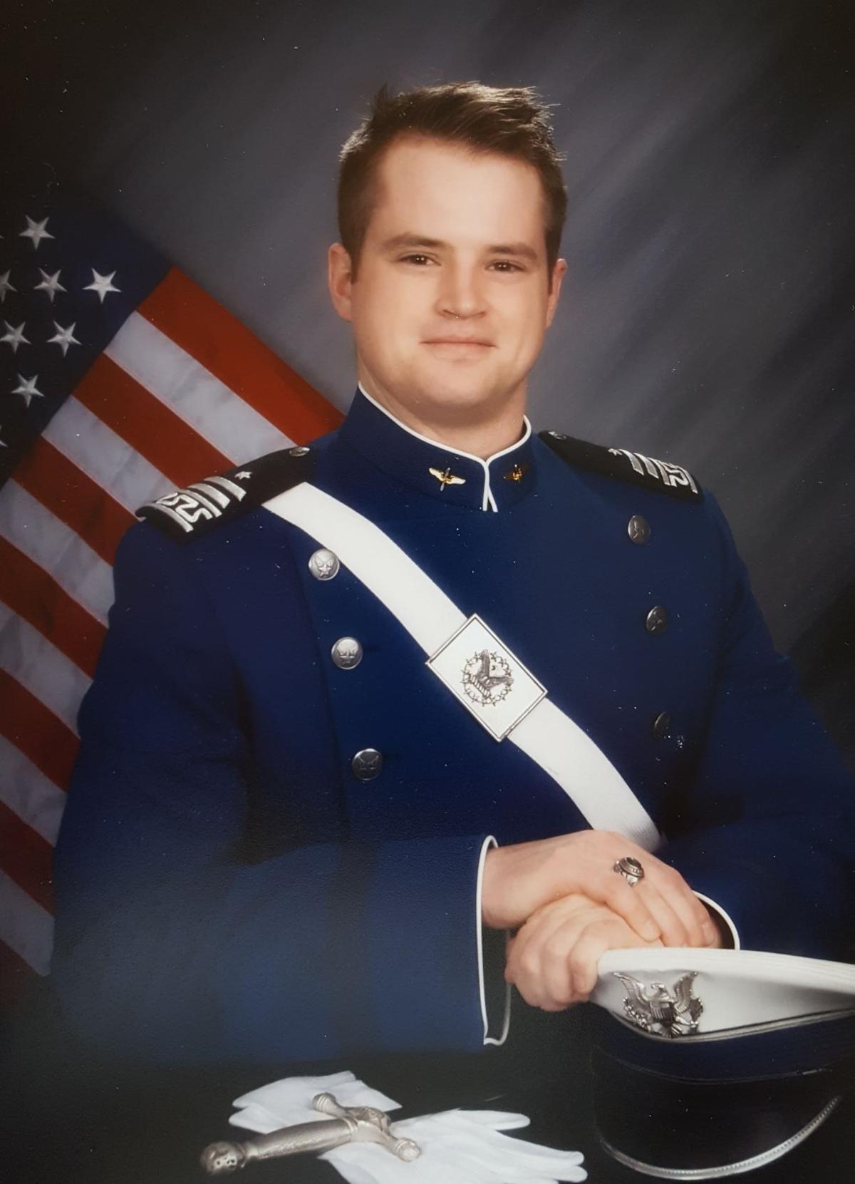 2nd Lt. Jacob Martin