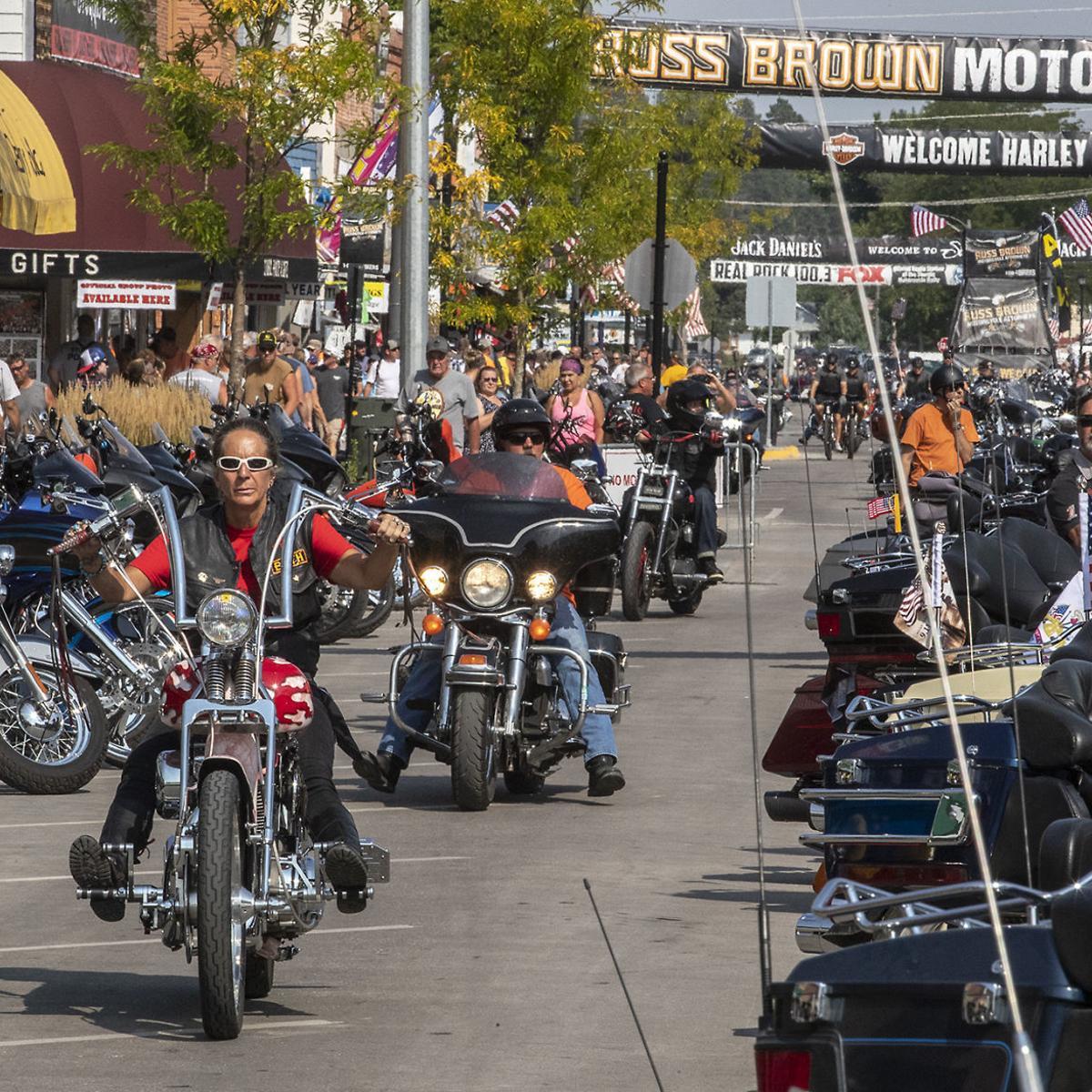 Nebraska Motorcycle Events 2020.2020 Sturgis Rally Schedule Has Some Bikers Scrambling